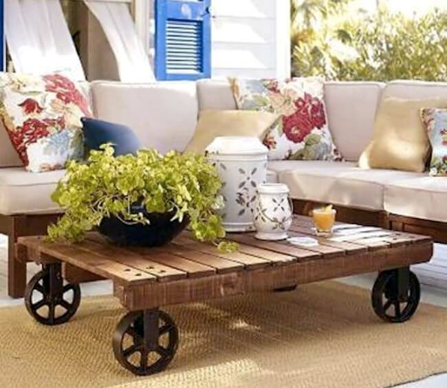 Exceptionnel Pallet Furniture Pallet Furniture