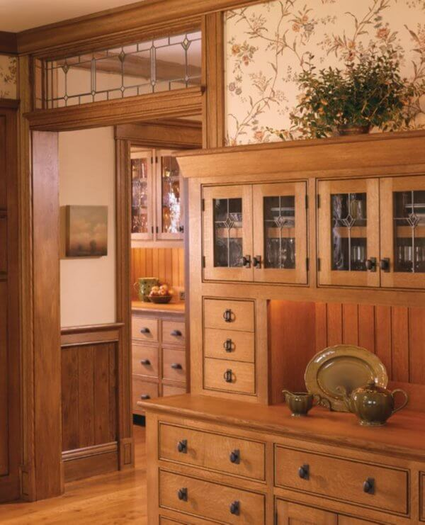 mission cabinets