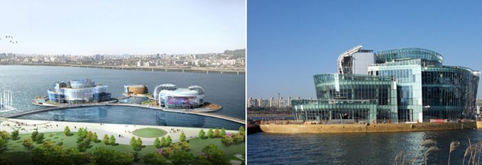 floating island seoul