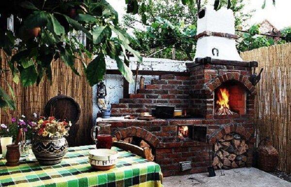 outdoor-brick-oven-forno-bravo - Outdoor Brick Ovens • Insteading
