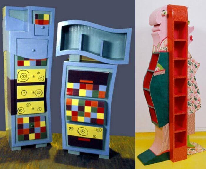 Diy cardboard furniture Handmade Frenchcardboardfurniture Insteading Cardboard Furniture Insteading