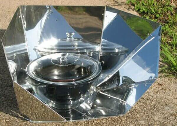 The 4 Types Of Solar Cookers Insteading