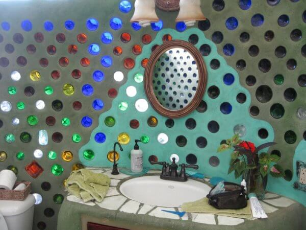glass-bottle-wall-bathroom