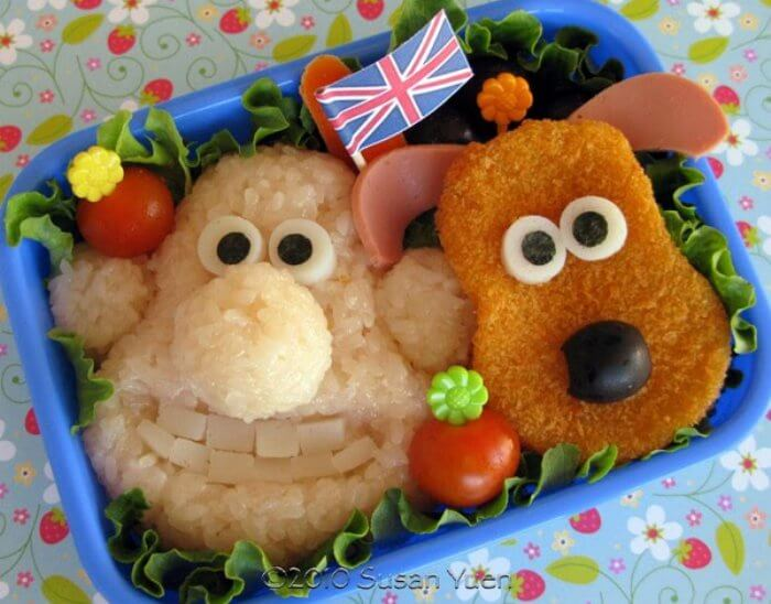wallace-and-gromit-bento-by-susan-yuen