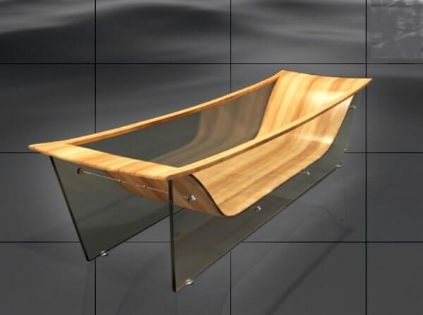 Wooden Bathtubs Insteading