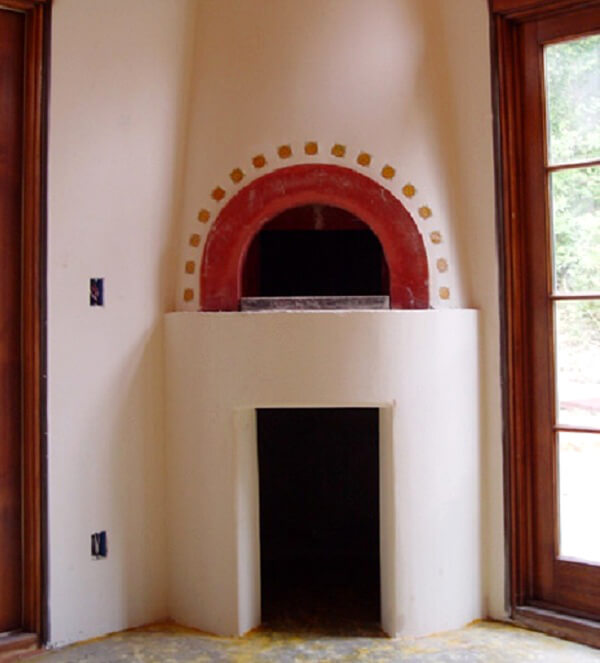 on surround a how thin wood description fireplace detailed indoor stone for stove tile to pin build