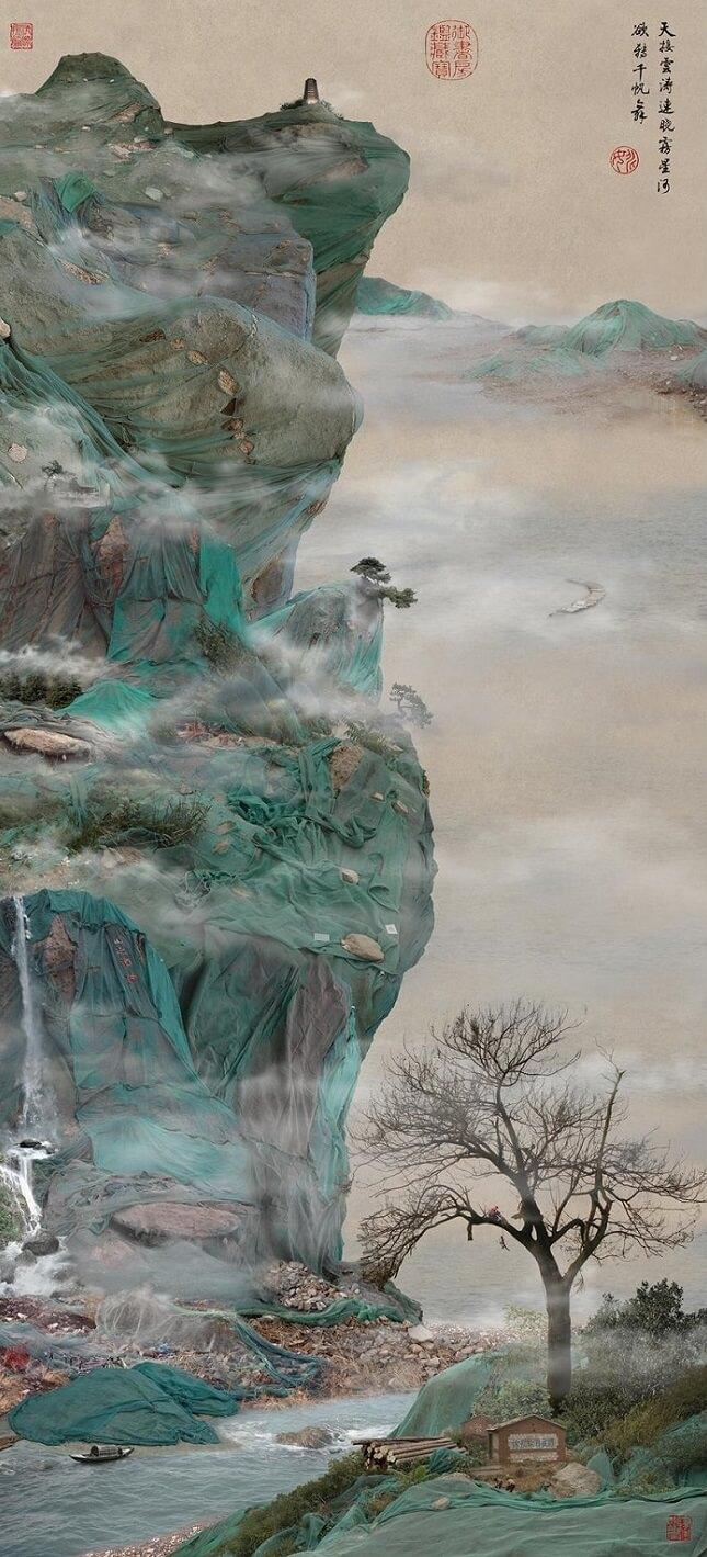 Chinese Artist Yao Lu Insteading