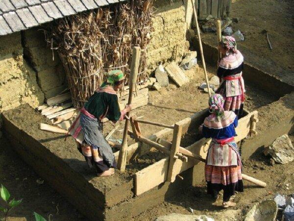 rammed-earth-housebuildingjnnorthernvietnam