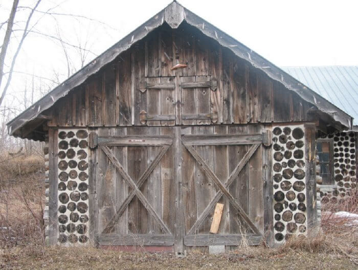 Delightful Cordwood Building Ideas