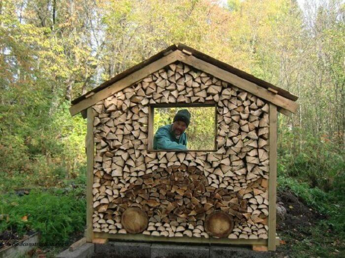 olle-hagman-woodpile-saab