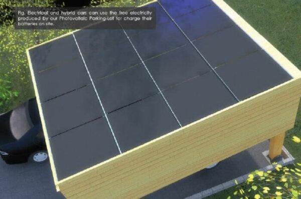onyx solar parking