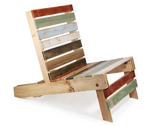 Pallet furniture insteading for Sillones con palets de madera
