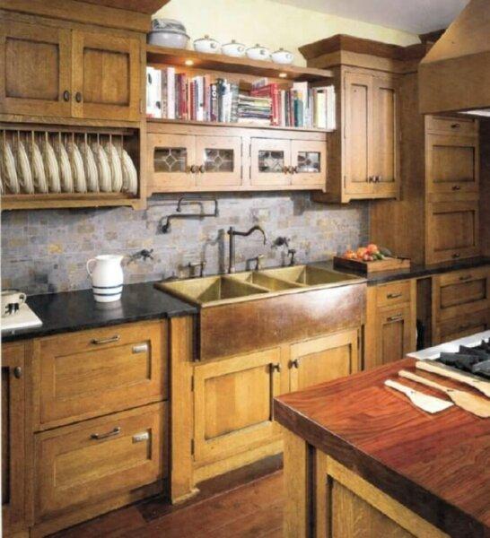 Mission Kitchens • Insteading
