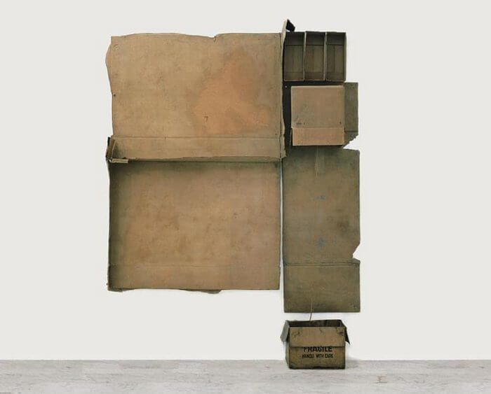 Cardboard Sculpture And Accessories • Insteading