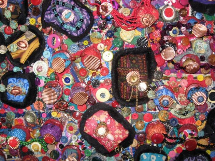 recycled quilt