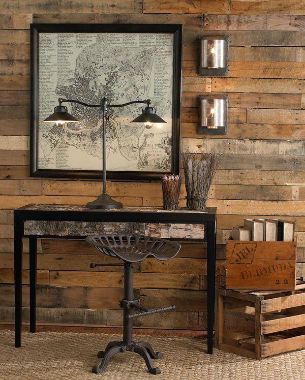 pallet wood reuse