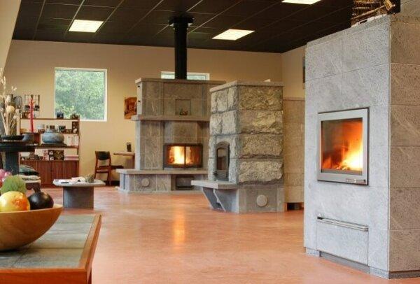 Soapstone Masonry Heater: Masonry Heater • Insteading