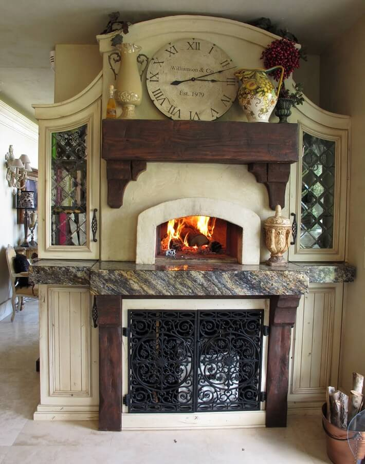 Pleasing Indoor Pizza Ovens Insteading Download Free Architecture Designs Pushbritishbridgeorg