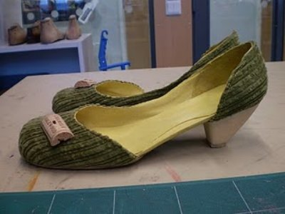 reuse shoes
