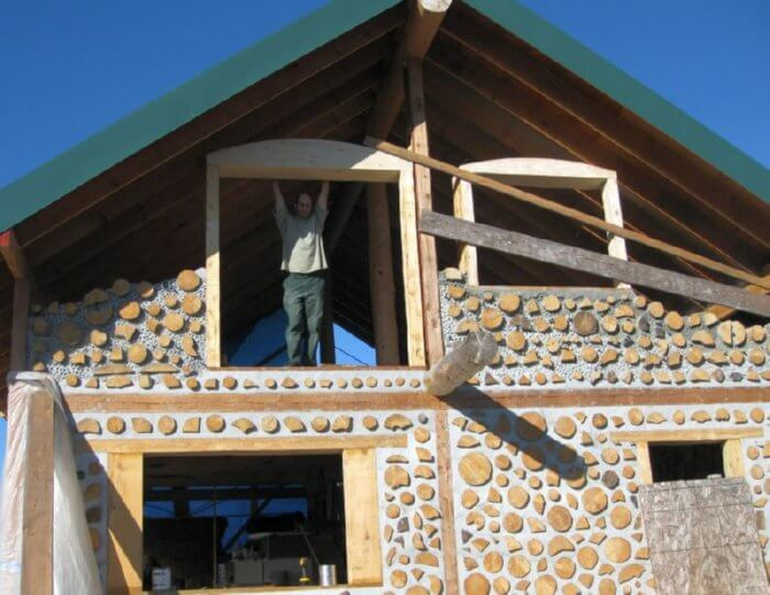 Cordwood Homes Insteading