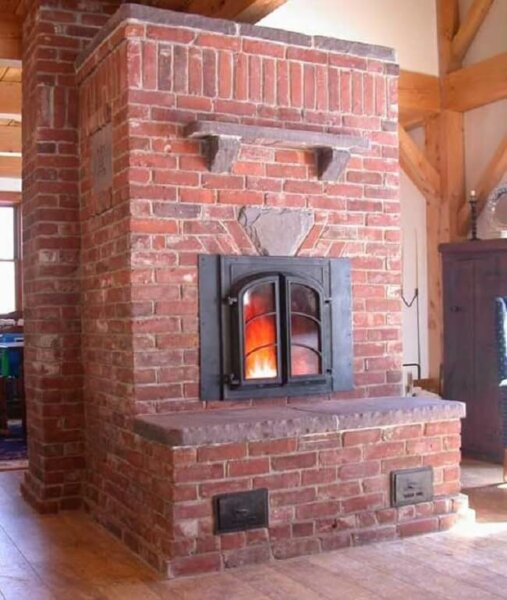 Masonry Heater • Insteading
